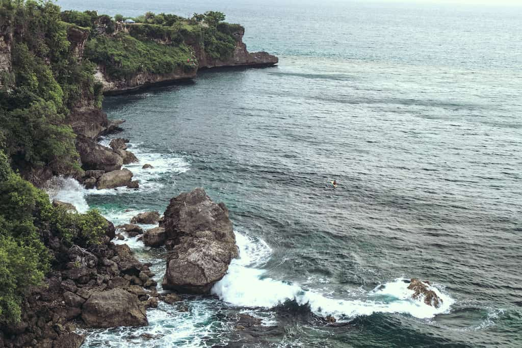 rüzgarlı deniz