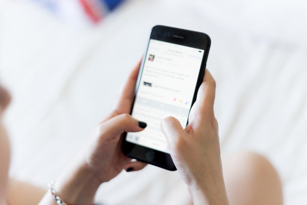 akıllı telefon ekranı