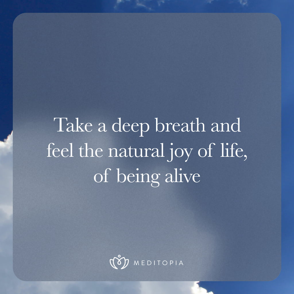 deep breath quote