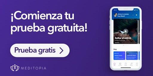 Únete a Meditopia gratis por 7 días