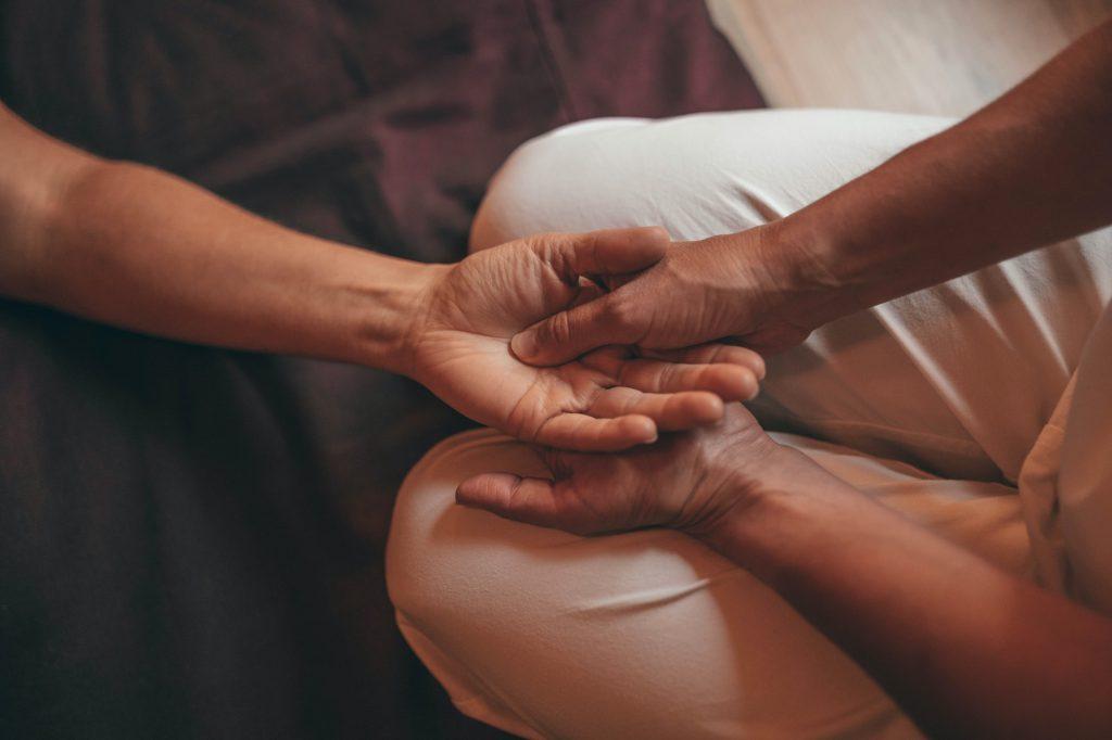 L'auto-massage