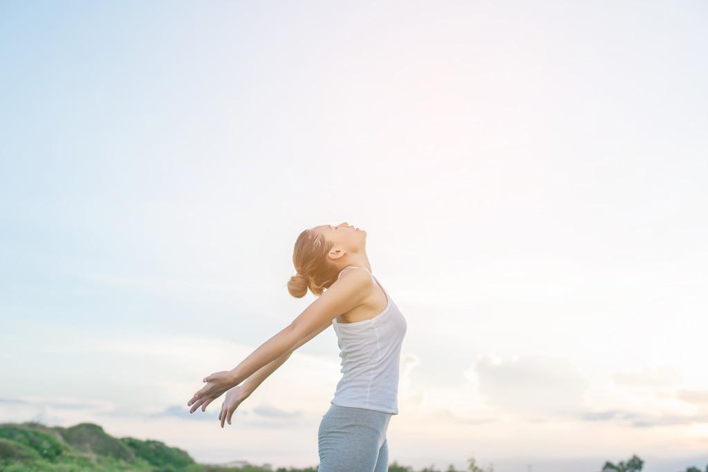 les exercices de respiration